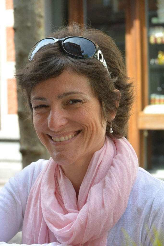 Portrait Clémentine Prouteau