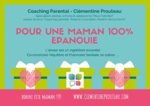 Bon cadeau fête des mères 1