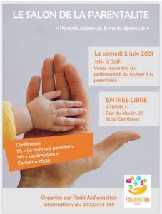 Salon de la parentalité 2021